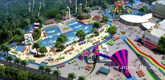 5840e67bd89a2 Of Bangi Wonderland Theme Park & Resort Di Selangor Lokasi Mandi Manda Yang Sangat Indah Untuk Pelancong