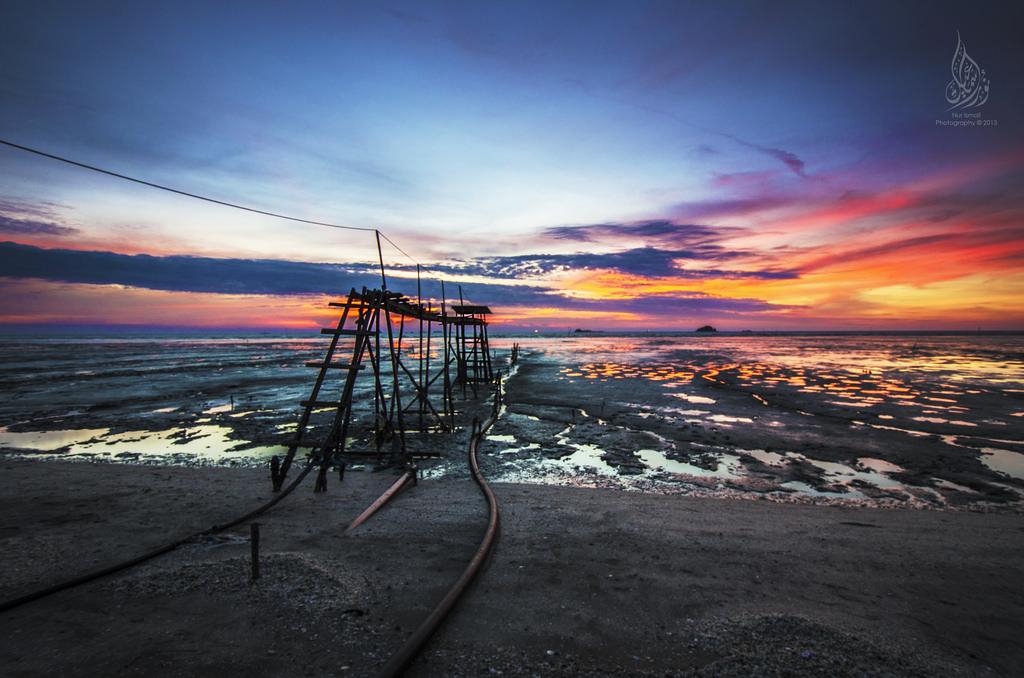 8361699766_63ccd5d9e6_b Of Pantai Jeram Di Selangor Tempat Menarik Yang Sangat Hebat Untuk Di Kunjungi