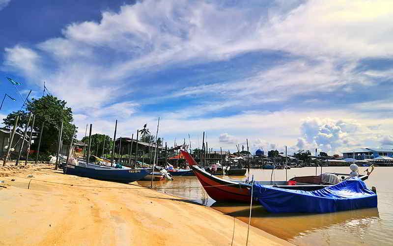 Pantai Paka Of Pantai Paka Di Terengganu Tempat Menarik Yang Memukau Untuk Tenangkan Fikiran