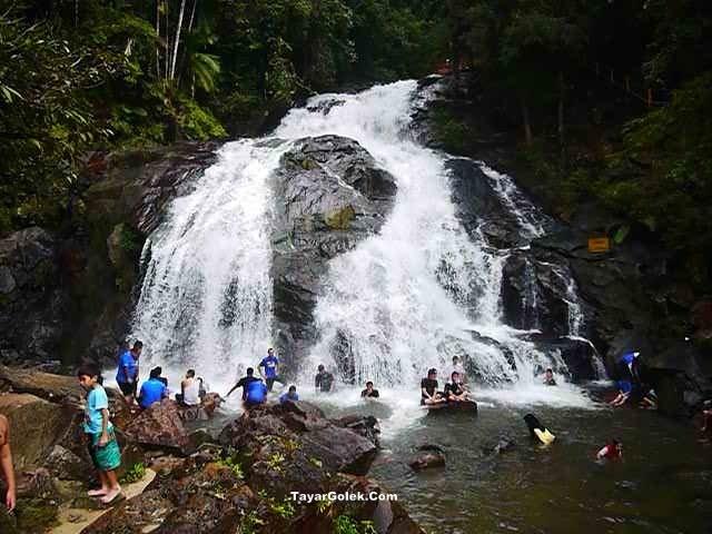 Air Terjun Ayer Putih Di Johor Lokasi Yang Power Kms 6 Johor Air Terjun Kota Tinggi Tayargolek Com Of Air Terjun Ayer Putih Di Johor Lokasi Mandi Manda Yang Sangat Permai Untuk Pelancong