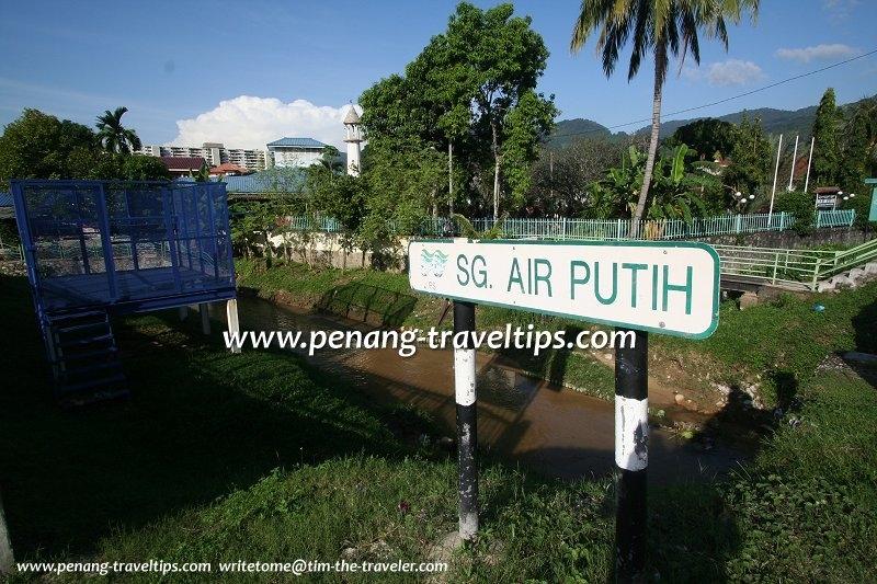 Air Terjun Ayer Putih Di Johor Lokasi Yang Terbaik Sungai Air Putih Penang Of Air Terjun Ayer Putih Di Johor Lokasi Mandi Manda Yang Sangat Permai Untuk Pelancong