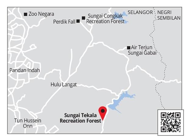 Air Terjun Congkak Di Selangor Lokasi Yang Terbaik Natural Lure Of Hulu Langat Metro News the Star Online Of Air Terjun Congkak Di Selangor Lokasi Mandi Manda Yang Terbaik Untuk Pelawat