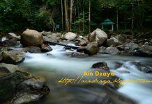 Air Terjun Jeram Linang Di Kelantan Lokasi Yang Terbaik Ain Dzaya Piknik Di Hutan Lipur Jeram Lenang Kelantan Entri