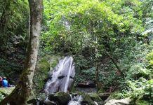 Air Terjun Langanan Di Sabah Lokasi Yang Hebat Jalan Jalan Sabah Trip 3 Poring Hot Spring Ranau