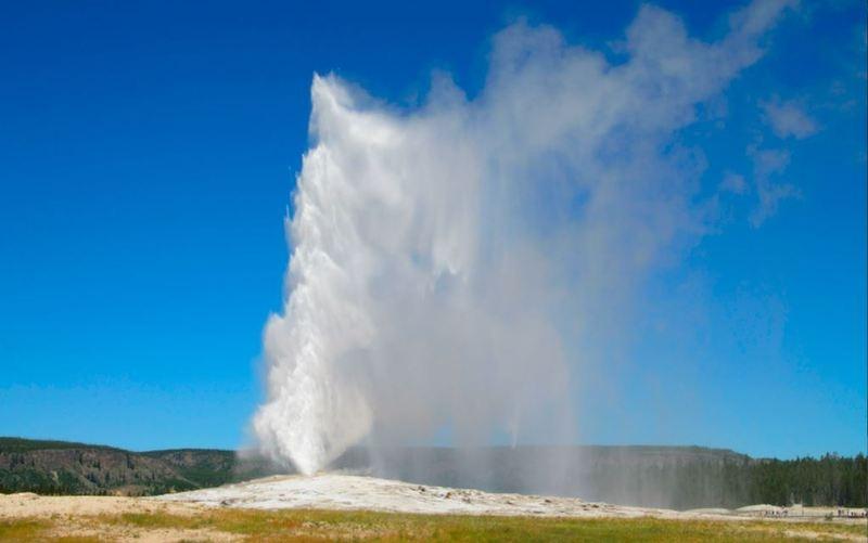 geyser atau pancutan mata air panas semulajadi yang terkenal di dunia old faithful telah ditemui dan dinamakan pada hari ini 246 tahun yang lalu