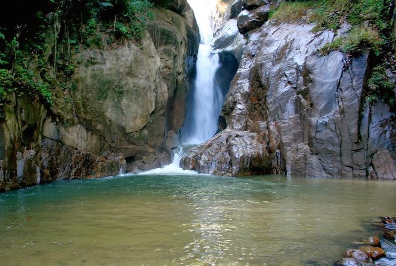 air terjun yang menarik di malaysia