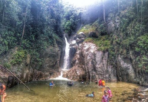air terjun paling menarik di malaysia