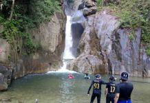 Air Terjun Sungai Chiling Di Selangor Lokasi Yang Power Escape Day Sungai Chiling Kuala Kubu Baru Miera Hassan