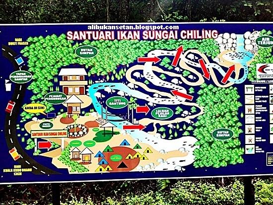 Air Terjun Sungai Chiling Di Selangor Lokasi Yang Terbaik Ali Bukan Setan Of Air Terjun Sungai Chiling Di Selangor Lokasi Mandi Manda Yang Terbaik Untuk Mandi-manda