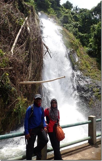 Air Terjun Teladas Di Pahang Lokasi Mandi Manda Yang ...