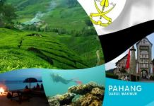 Air Terjun Teladas Di Pahang Lokasi Yang Menarik Pelancongan Di Negeri Pahang Pahang Budget Hotel