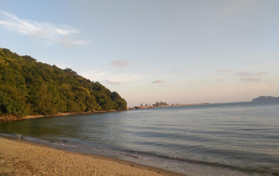 download Of (telaga Simpul/pantai Marina) Di Terengganu Tempat Menarik Yang Awesome Untuk Tenangkan Minda