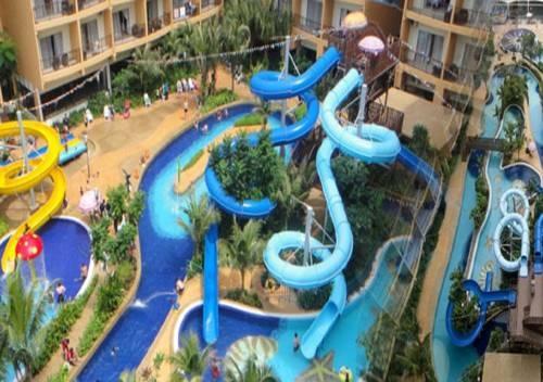 pokemon gold coast morib hotel a pokoj fotografie