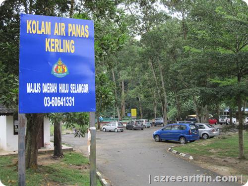 image3 Of Kolam Air Panas Kerling Di Selangor Lokasi Mandi Manda Yang Sangat Nyaman Untuk Pelawat
