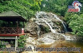 images Of Air Terjun Ayer Putih Di Johor Lokasi Mandi Manda Yang Sangat Permai Untuk Pelancong