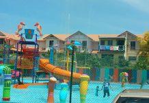 Indah Jaya Water Park Di Sabah Lokasi Yang Hebat Indah Jaya Waterpark Sandakan 90000 Youtube