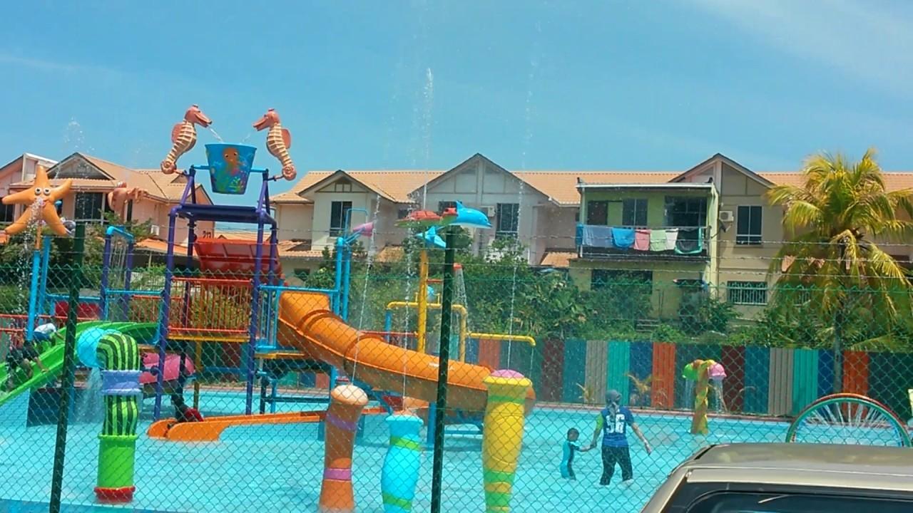 Indah Jaya Water Park Di Sabah Lokasi Yang Hebat Indah Jaya Waterpark Sandakan 90000 Youtube Of Indah Jaya Water Park Di Sabah Lokasi Mandi Manda Yang Sangat Mempersonakan Untuk Pelancong