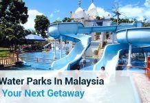 Kenyir Water Park Di Terengganu Lokasi Yang Terhebat 26 Waterparks In Malaysia for Your Next Getaway