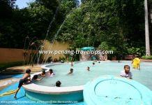 Kolam Air Panas Ara Panjang Di Perak Lokasi Yang Baik Penang City Park George town Penang