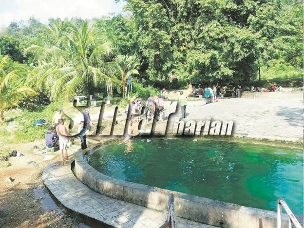 kolam air panas selayang berwajah baharu 2015