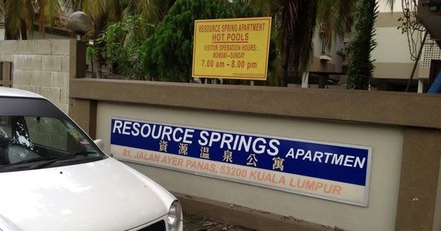 Kolam Air Panas Selayang Di Selangor Lokasi Yang Terhebat Ummi Iman Kolam Air Panas Setapak Of Kolam Air Panas Selayang Di Selangor Lokasi Mandi Manda Yang Power Untuk Pelawat