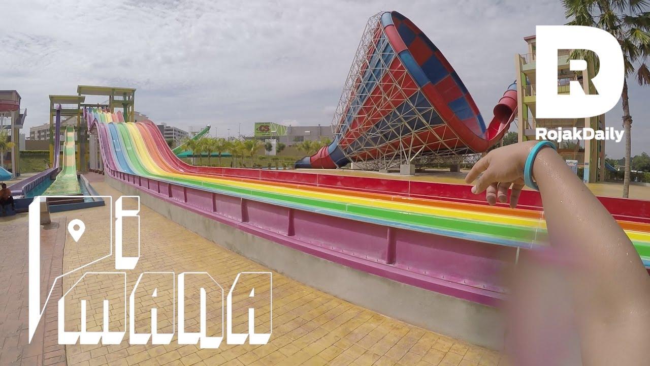 maxresdefault Of Bangi Wonderland Theme Park & Resort Di Selangor Lokasi Mandi Manda Yang Sangat Indah Untuk Pelancong