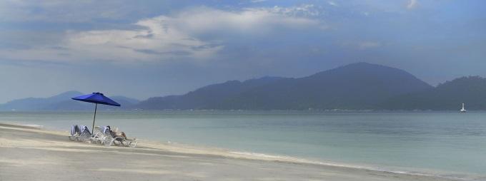 swiss garden beach resort damai laut