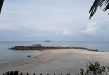 Pantai Tanjung Bungah Di Pulau Pinang Tempat Menarik Yang Terbaik Untuk Berjalan