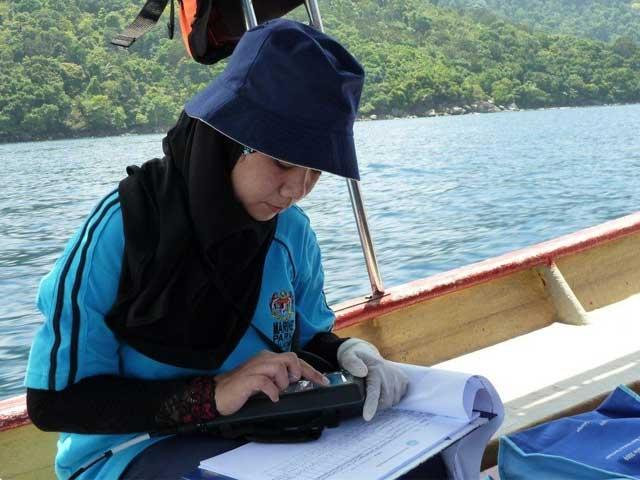 Pulau Sembilang Di Johor Bermanfaat Jabatan Taman Laut Malaysia Program Persampelan Kualiti Air Laut Of Pulau Sembilang Di Johor Salah Satu Pulau Yang Hebat Untuk anda Datang