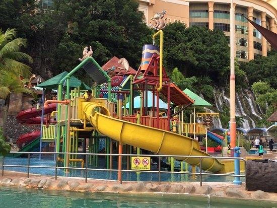 sunway lagoon kids area