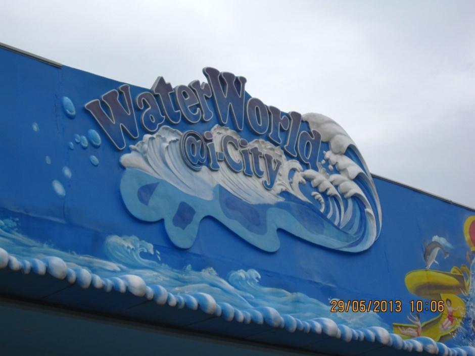 water world i city theme park shah alam