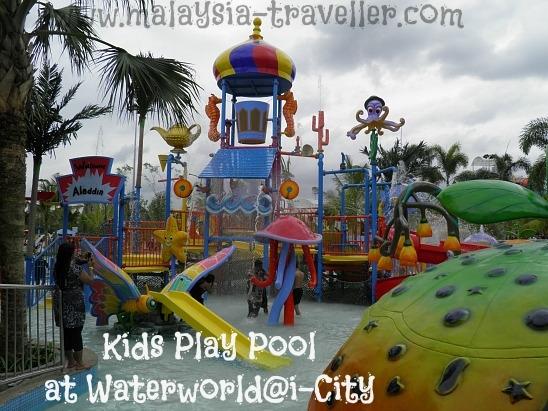 Waterworld I-city Di Selangor Lokasi Yang Terbaik Waterworld I City Water theme Park I City Of Waterworld I-city Di Selangor Lokasi Mandi Manda Yang Sangat Nyaman Untuk Mandi-manda