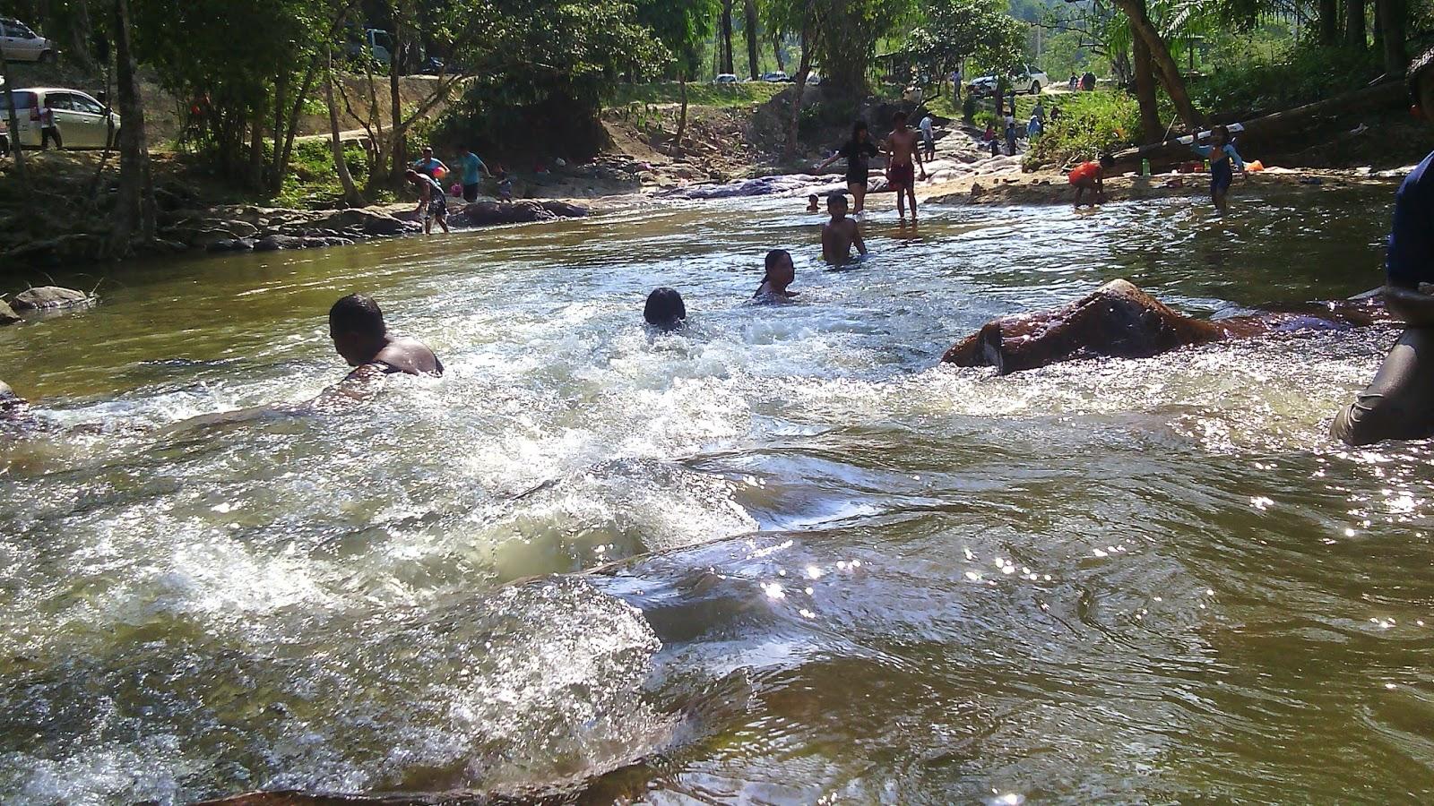 IMG_20140901_160415 Of Air Terjun Lubuk Timah Di Perak Lokasi Mandi Manda Yang Sangat Nyaman Untuk Pelancong