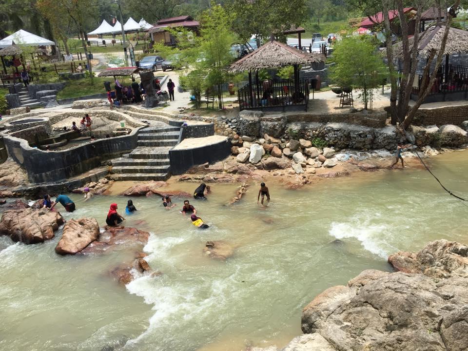 Pusat_Rekreasi_Lubuk_Timah_Di_Perak_1 Of Air Terjun Lubuk Timah Di Perak Lokasi Mandi Manda Yang Sangat Nyaman Untuk Pelancong