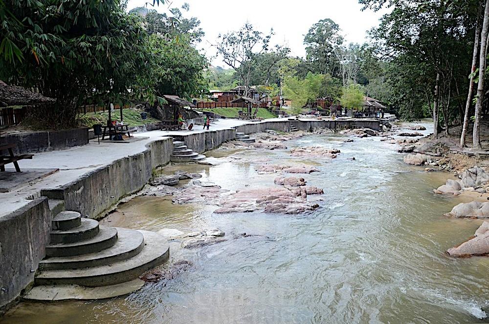 Pusat_Rekreasi_Lubuk_Timah_Di_Perak_2 Of Air Terjun Lubuk Timah Di Perak Lokasi Mandi Manda Yang Sangat Nyaman Untuk Pelancong