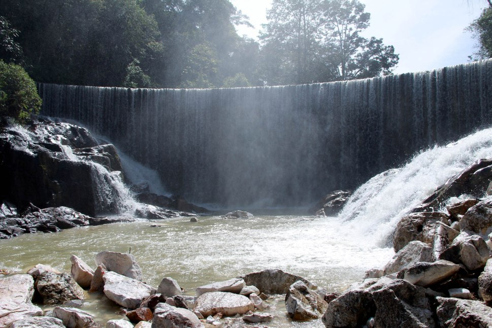 lubuk-timah-2 Of Air Terjun Lubuk Timah Di Perak Lokasi Mandi Manda Yang Sangat Nyaman Untuk Pelancong