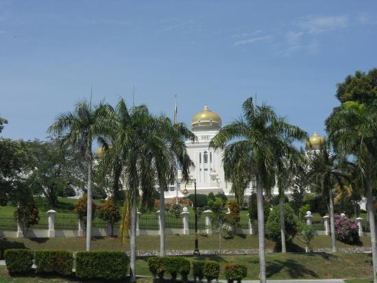kuala kangsar royal district istana iskandariah
