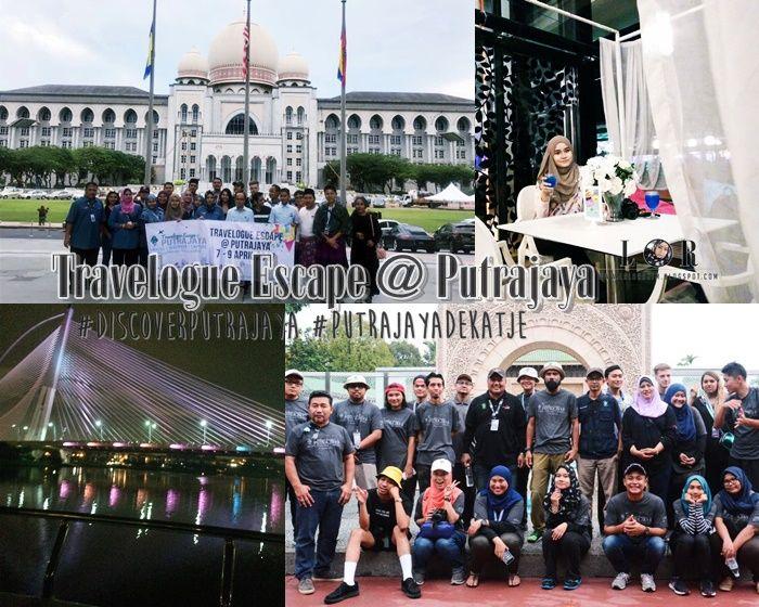 Putrajaya di tempat 2018 menarik Belajar Tentang