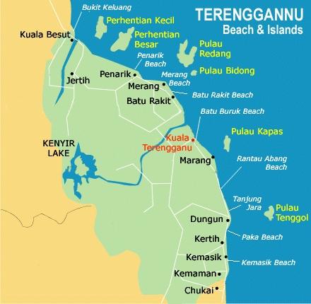 Pantai Batu Rakit Di Terengganu Tempat Menarik Yang Sangat Memukau Untuk Kita Singgah Tempat Menarik