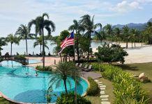 Pantai Dataran Lang Di Kedah Tempat Menarik Yang Cantik Untuk Kita Singgah