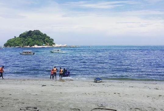 tempat pelancong menarik di pulau pangkor