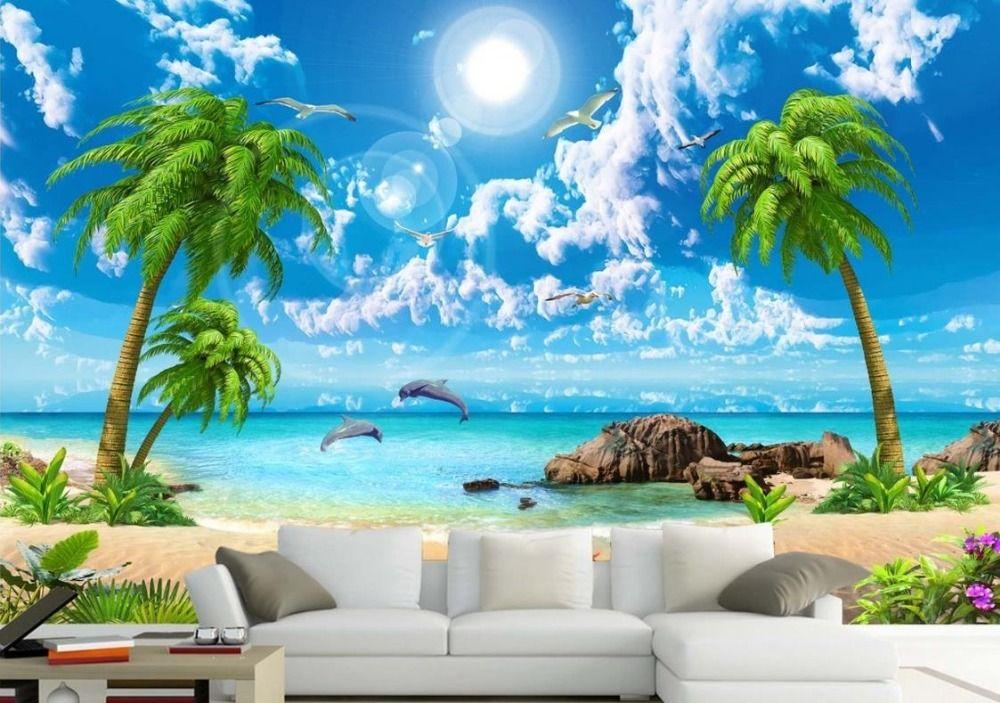 6800 gambar background pemandangan pantai HD Terbaik