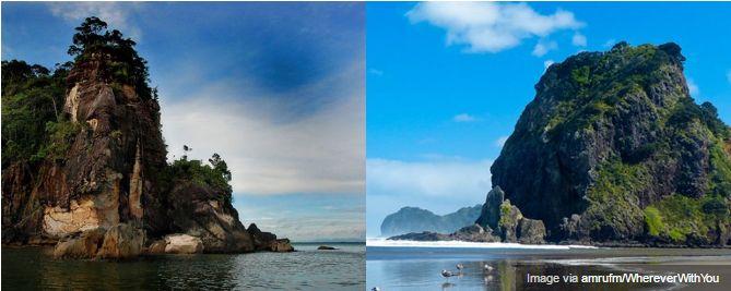 Bahan Pemandangan Buat Edit Foto Pemandangan Indah Di Langkawi Yang Mempersonakan Dan Patut Kita