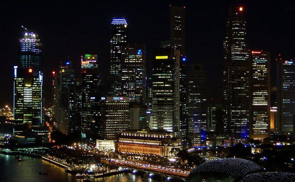 pemandangan kota terindah di dunia malam hari pemandangan kota pemandangan kota terindah di dunia malam harihttp