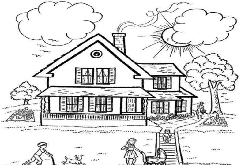 Pemandangan Rumah Yang Memukau Dan Patut Kita Terjah Tempat Menarik