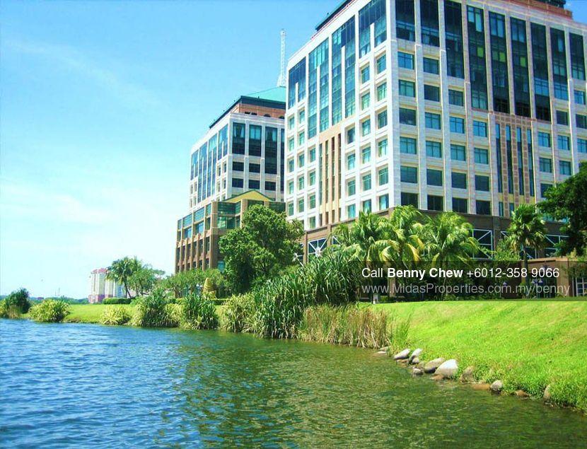 mines waterfront business park office mines resort city seri kembangan