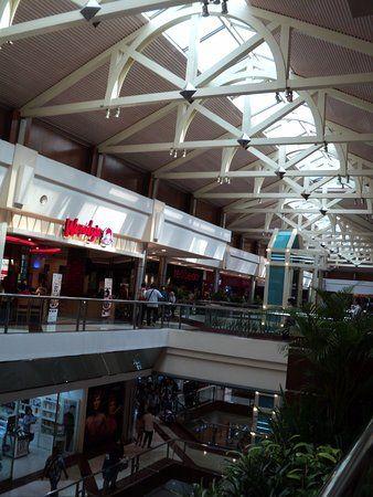pondok indah mall pemandangan di lantai atas pim
