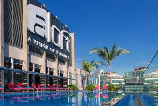 aloft boutique hotel kuala lumpur