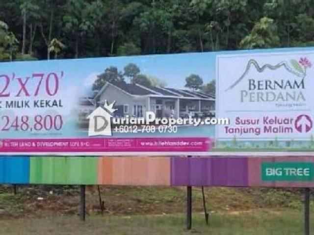 taman bernam perdana tanjung malim terrace house for sale 3260092521819960546 jpg