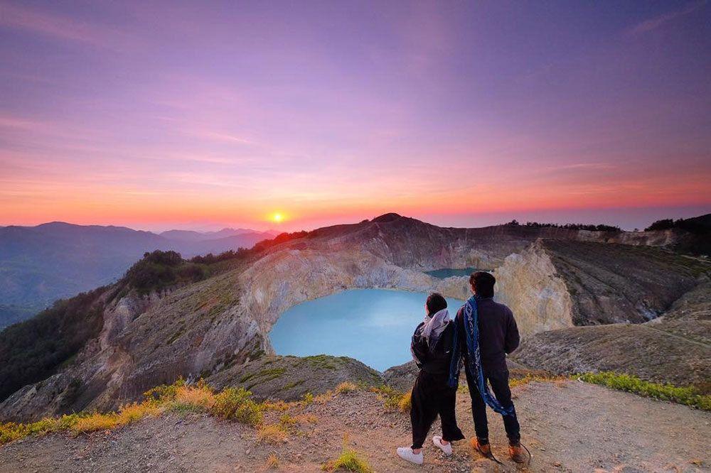 Pemandangan Indah Untuk Family Day Terhebat 20 Gunung Dan Jalur Pendakian Di Indonesia Dengan Pemandangan Paling